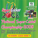National Super-Cricket Championship-2008